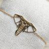 bracelet_acier_inoxydable_doré_éléphant_madame_citadine