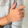 bracelet_acier_inoxidable_fantaisie_dore_madame_citadine_bijoux_et_accessoire